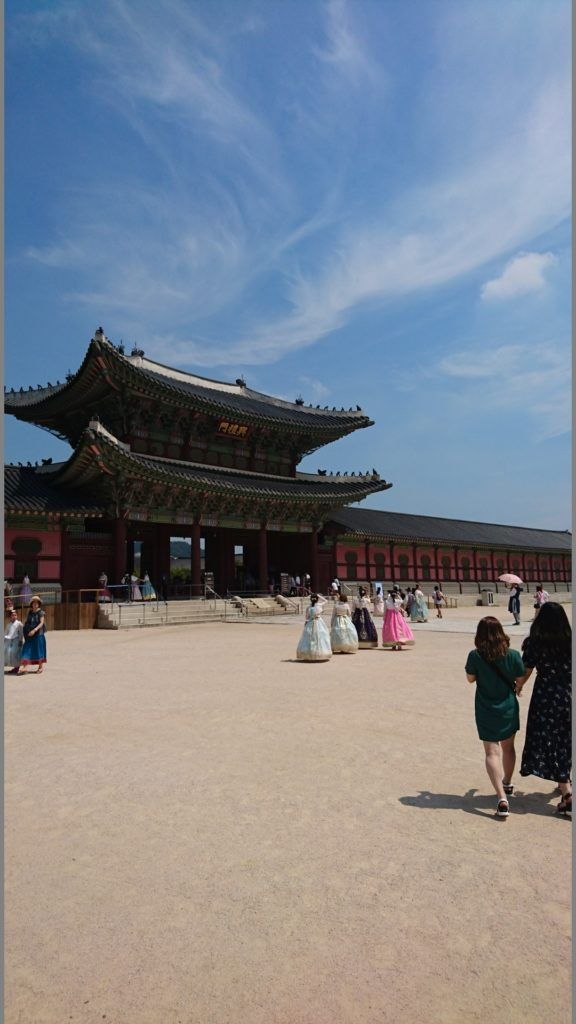 韓国、行ってきました!